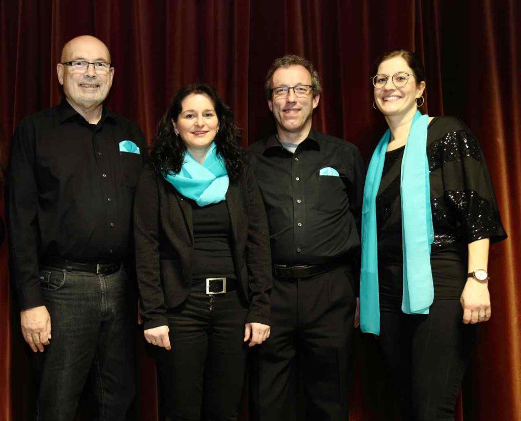 Geschäftsführender Vorstand Limes-Chor Holzhausen-Grebenroth