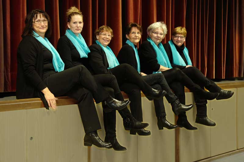 Gruppenfoto Alt Stimmen