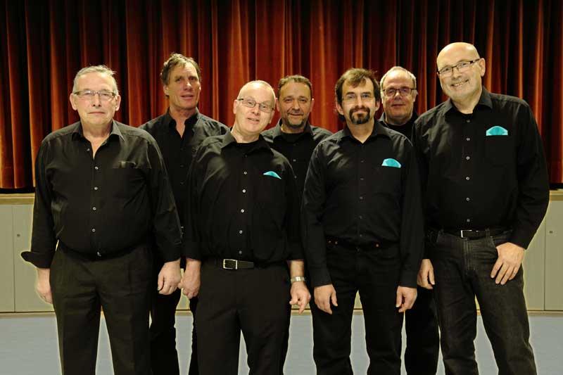 Gruppenfoto Bass Stimmen
